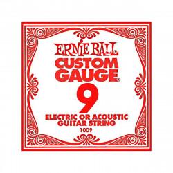 ERNIE BALL 1009 ELECTRIC STRING CUSTOM GAUGE 0.09