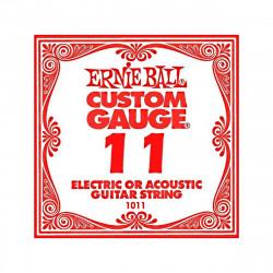 ERNIE BALL 1011 ELECTRIC STRING CUSTOM GAUGE 0.11