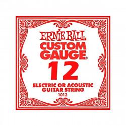 ERNIE BALL 1012 ELECTRIC STRING CUSTOM GAUGE 0.12