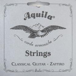 Aquila  129C Set di corde per chitarra classica Nylon naturale - Serie Zaffiro