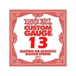 ERNIE BALL 1013 ELECTRIC STRING CUSTOM GAUGE 0.13