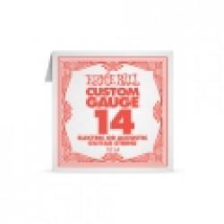 ERNIE BALL 1014 ELECTRIC STRING CUSTOM GAUGE 0.14