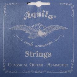 Aquila  19C Set di corde per chitarra classica Normal Tension - Serie Alabastro -