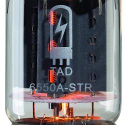 Tube Amp Doctor TAD 6550 ASTR Valvola Finale - Suono molto aperto e naturale - TAD PREMIUM Selected