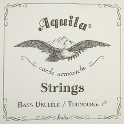 Aquila 68U Set di corde per Ukelele Basso e Ashbory 4 Corde - THUNDERGUT®