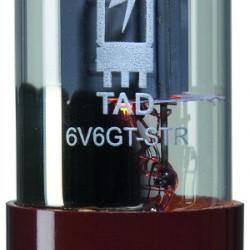 Tube Amp Doctor TAD 6V6 GT STR Valvola Finale - La robusta costruzione consente l'utilizzo di una maggiore corrente di placca - TAD PREMIUM Selected