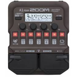 ZOOM A1 FOUR ACOUSTIC MULTI EFFECTS