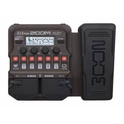 ZOOM A1X FOUR ACOUSTIC MULTI EFFECTS
