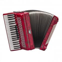 SOUNDSATION A41120-RD Fisarmonica 120 bassi 3/5 rossa