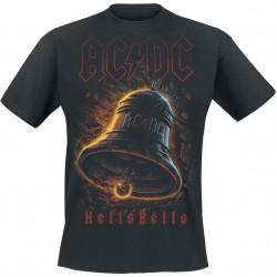 T-Shirt AC/DC Hells Bells - Taglia L