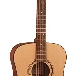 Cort AF505 Open Pore Natural - Chitarra acustica con borsa