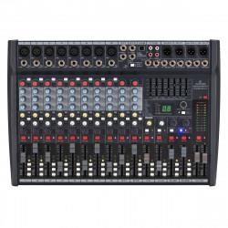 SOUNDSATION ALCHEMIX 802UFX MIXER C/EFFETTI & USB I/O