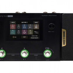 Hotone AMPERO ONE - Multieffetto ed amp modeler