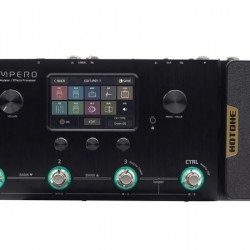 Hotone AMPERO - Multieffetto ed amp modeler