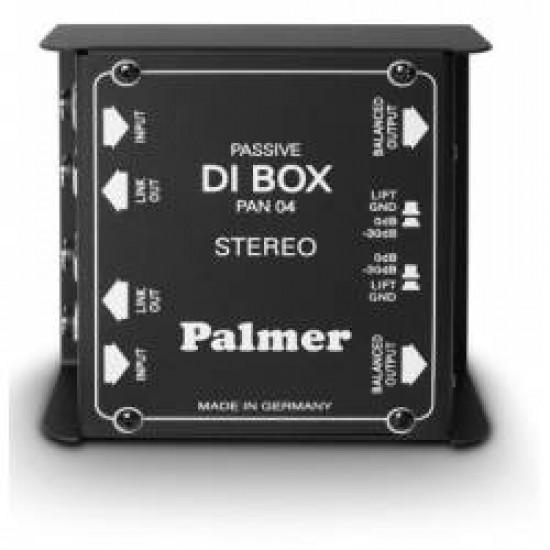 Palmer PAN04 DI BOX Stereo Passive