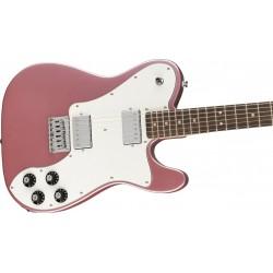 Fender Squier Affinity 2021 Telecaster Deluxe Burgundy Mist