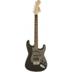 Fender Squier Affinity Stratocaster HSS Montengo Black Metallic - Limited Edition