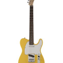 Fender Squier Affinity Telecaster FSR LW Graffiti Yellow