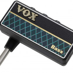 Vox Amplug 2 Bass Headphone Amp