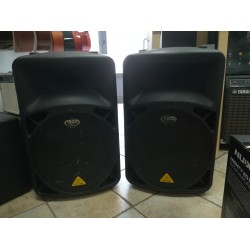 Behringer B615D 2nd Coppia casse attive 1500W