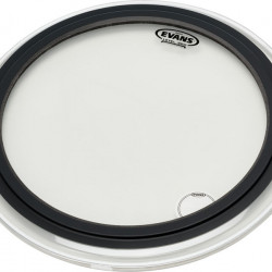EVANS BD20 EMAD2 DRUMHEAD BATTER CLEAR
