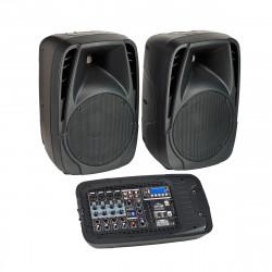 SOUNDSATION BLUEPORT FX MP3 BLUETOOTH REV - SISTEMA PA PORTATILE