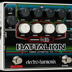 Electro Harmonix Battalion PRE DI per Basso