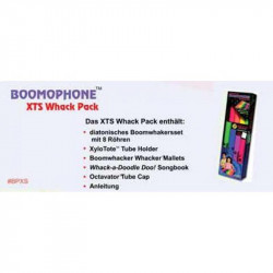 Boomophone XTS kit: set diat.,sacca xilofono 8 fori BW1010