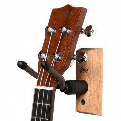 SOUNDSATION CC01UK/OAK SUPPORTO DA MURO STRINGSWING IN QUERCIA PER UKULELE/MANDOLINO
