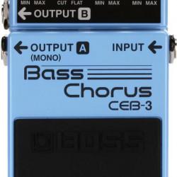 Boss CEB3 Chorus per Basso
