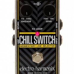 Electro Harmonix Chill switch selettore di linea momentaneo