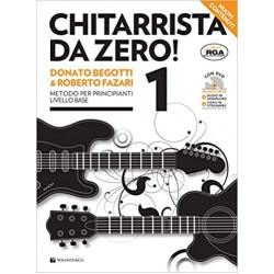 Metodo per principianti - Livello Base - Donato Begotti & Roberto Fazari - Volontè&Co