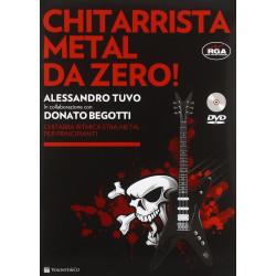 Chitarra Ritmica Stra-Metal per principianti - Alessandro Tuvo & Donato Begotti - Volontè&Co