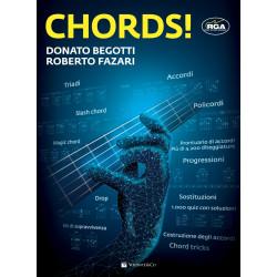 Tutto sugli accordi sulla chitarra! - Donato Begotti & Roberto Fazari - Volontè&Co