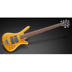 Warwick RB Corvette $$ 5 Honey Violin Transparent Satin