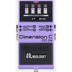 BOSS DC2W DIMENSION C CHORUS WAZA CRAFT