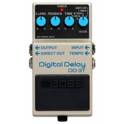 Boss DD3T Digital Delay e Looper