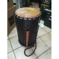 Oyster DDFR-L DUNDUN WOOD African Bass Drum