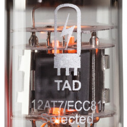 Tube Amp Doctor TAD 12AT7 ECC81 Valvola Pre - TAD Premium Selected