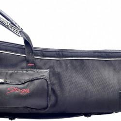 Stagg EDB-3/4 MBK Kit Double Bass 3/4 elettrico