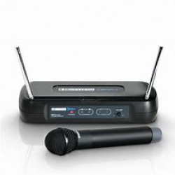 LD Systems WS ECO2HHD2 Radio Microphone Handheld 863,900 MHZ