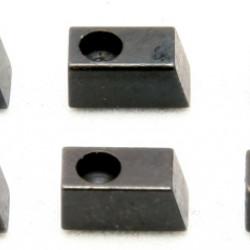 Floyd Rose - Set 6 grani blocca corde Ponti Authentic Floyd Rose Serie Pro - Nero