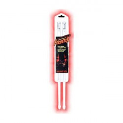 Firestix FX12 Light-up Drum Sticks Red