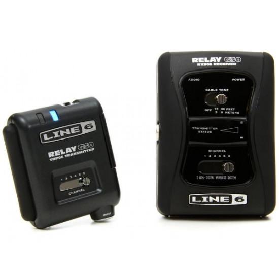 Line6 Relay G30 Sistema Wireless chitarra / basso