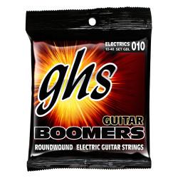 GHS Boomers GBL Set corde Chitarra Elettrica 10-46