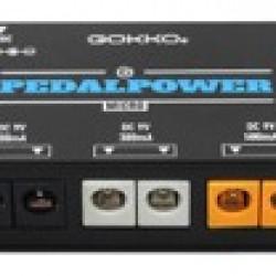 Gokko GK37 PEDALPOWER MICRO Pedalpower Micro - Alimentatore per effetti