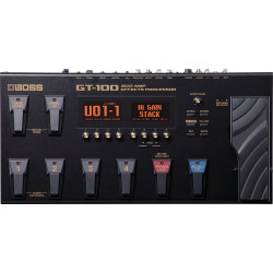 BOSS GT100 V2 GUITAR MULTI-EFFECTS