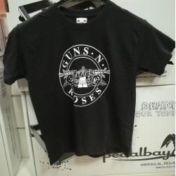 T-Shirt Bimbo/a 5/6 anni - Guns N' Roses