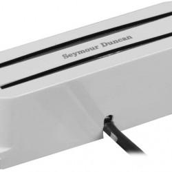Seymour Duncan SHR-1B Hot Rails Bridge Pick up White
