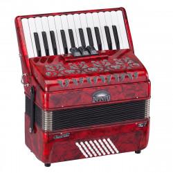SOUNDSATION INFINITO VOCE I 2648-RD FISARMONICA 48 bassi